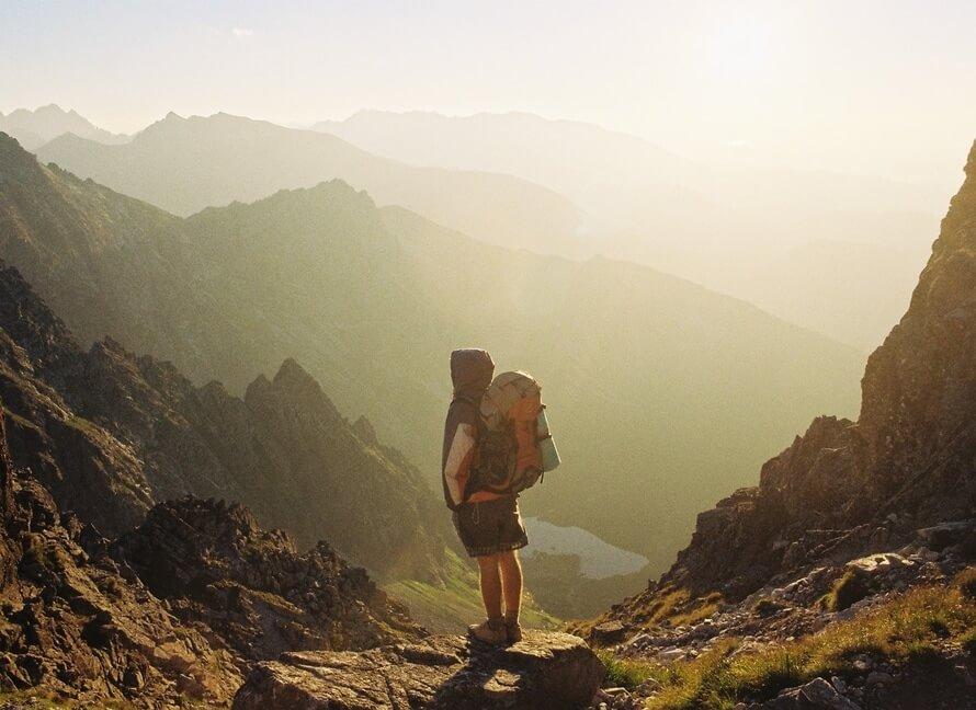 hike, success, mountains, health, relax, walk