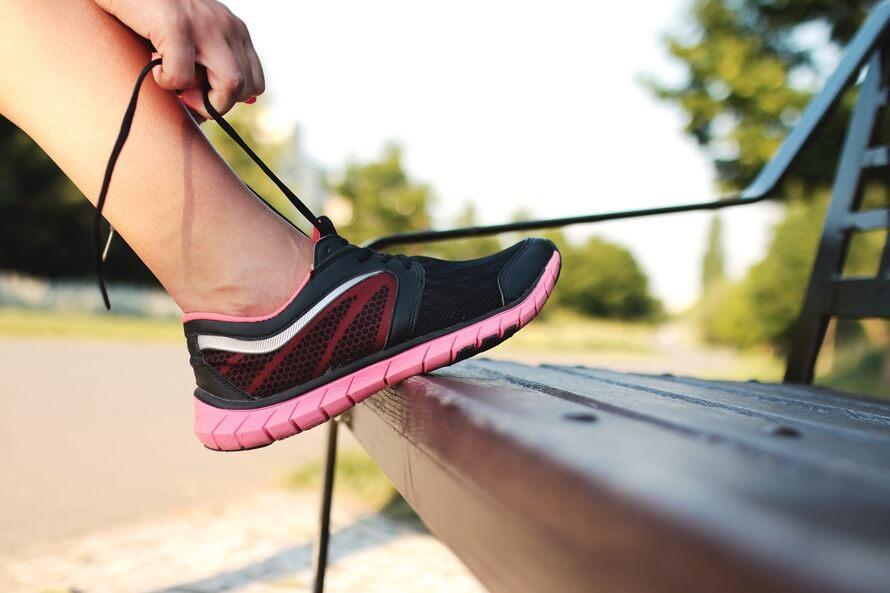 shoe, tie, jog, success, health, fitness, exercise